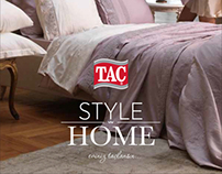 TAÇ STYLE Campaign 2013