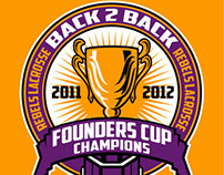 Founder's Cup Champions - T-Shirt