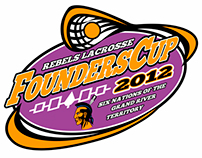 Founder's Cup 2012 - Official Logo