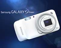 AT&T Samsung Galaxy S 4 Zoom Sizzle Video