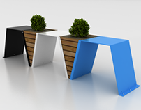 S-Garden -  Urban Furniture