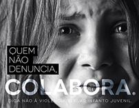Campanha Contra a Violência Infantil - PMCG