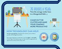 Infographic Design | Most Out of Your Workday?