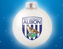 West Bromwich Albion Merchandise Brochure 2012 / 13