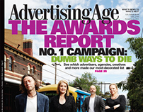 Ad Age November 11, 2013 print cover