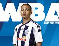 West Bromwich Albion Merchandise Brochure 2011 / 12