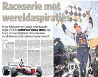 AD: pagina's Sportwereld