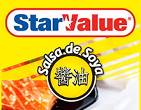 Salsa de Soya Star Value