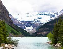 Quebec, Alberta & British Columbia, Canada