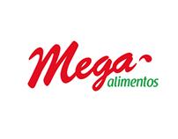 Rediseño de Logotipo Mega Alimentos