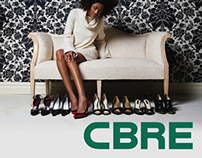 Crossmedia publication CBRE