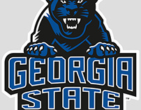 Course work while attending at Georgia State.