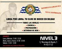 Flyer Libra por Libra