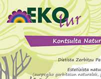Cartel tienda EkoLur