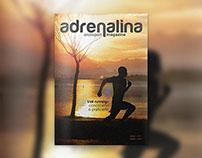 Adrenalina newsletter and magazine