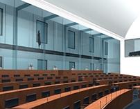 2001 |  sala del gran consiglio bellinzona