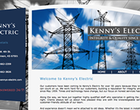 Kenny's Electric Website
