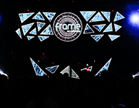 Videomapping for Frame Bologna [Marc Antona]