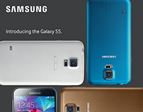Samsung Magazine - Covers