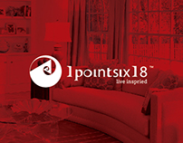 1pointsix18 Branding