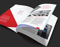 Silex™ Print & Digital Brochures