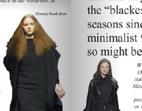 Is Black the new Black?