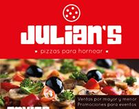 Julian´s Pizzas