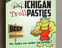 Michigan Troll Pasties