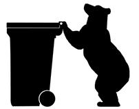 Huelga de basura en Madrid