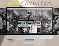Web Campaigns