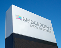 Bridgepoint Active Healthcare - Rebrand