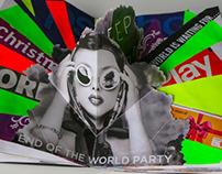 Hybrid : Sketchbook of Collages
