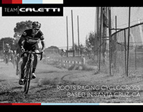 Team Caletti Postcard