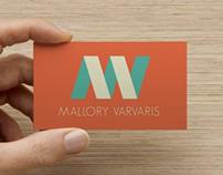 Mallory Varvaris Personal Branding
