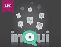 Inqui app