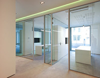 Argenta offices, Brussels