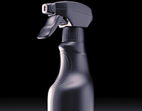 Dynamax Spray Bottle