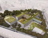 Campus UNESCO, Koekelberg
