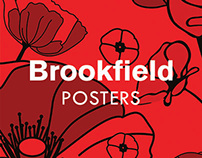 Seasonal/Event Posters for Brookfield