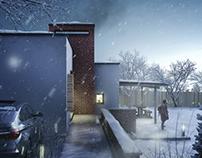 [ M House ] - Architecture