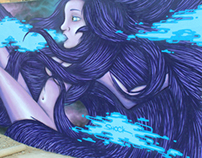 Musa - Mural