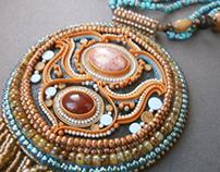 Jewelry Set Warm India