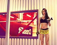 Bikini Fitness Competitor/Ms. Shape Kris Zrażewska