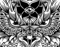HYBRID (Owl & Wolf)