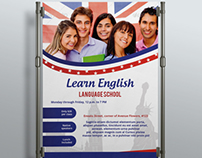 Flyer Learn English