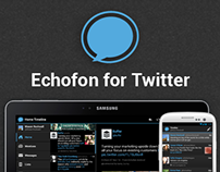 Echofon for Twitter Android Edition