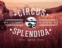 Circus Splendida- Waitetuna School