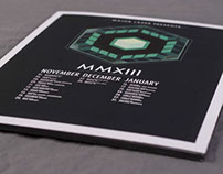 MMXIII - A Major Lazer Tour Promotion Rework
