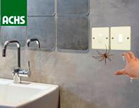Achs prevenir electrocuciones
