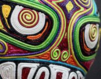 Munny Hypnosis - Caracas Art Toys Expo MIAMI